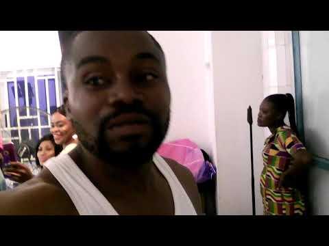Making of Patience Nyarko Obi Nyanime music video