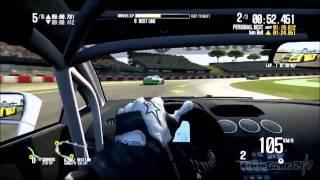 Shift 2 Unleashed - Lamborghini Gameplay PS3 X360 PC