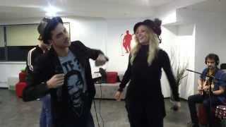 Delia feat. UDDI - Ipotecat LIVE @Radio 21