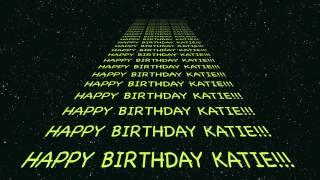 Captain Zoom - Happy Birthday KATIE