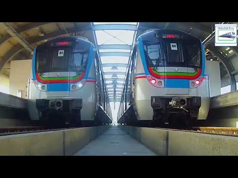 Hyderabad Metro Explained In 3 Minutes!