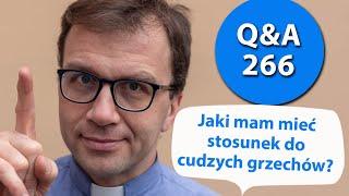 Spowiedź z grzechów cudzych? [Q&A#266] Remi Recław SJ
