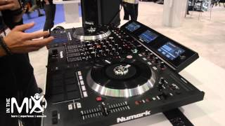numark Dj NS7 III Preestreno en Namm 2015  In The Mix Dj School