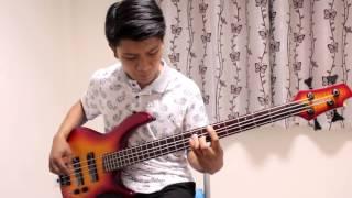แป๊ะ Syndrome - พลังงานจน Bass Cover By ปุ้ย