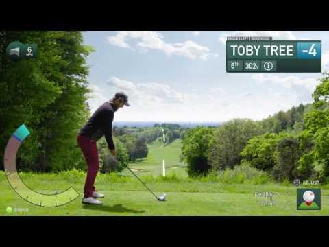 Callaway:  Big impact social branding for Europe's #1 golf brand