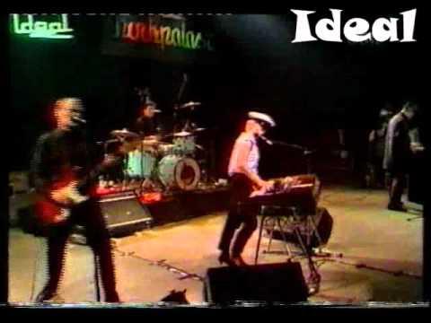 IDEAL - LIVE (FEUERZEUG, SPANNUNG)
