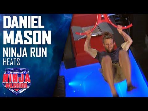 The Barefoot Ninja takes on the Mega Warped Wall | Australian Ninja Warrior 2019