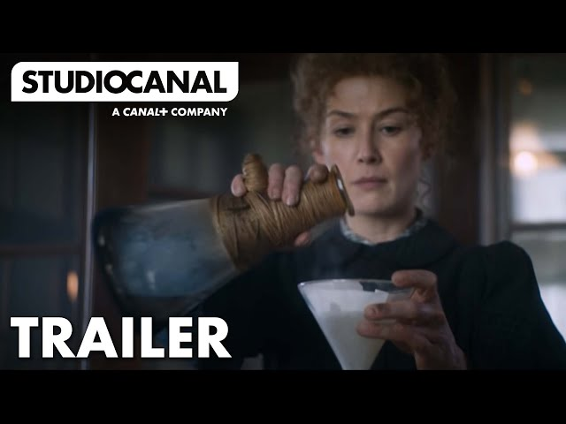RADIOACTIVE - Main Trailer - Starring Rosamund Pike