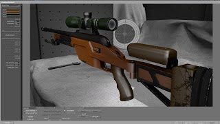 How To Make Guns For Cs:go Workshop [part 1] Spray Paint!