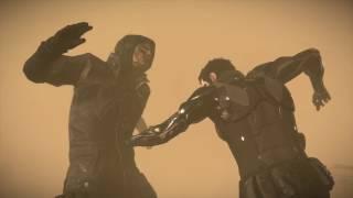 Deus Ex Mankind Divided   PS4 Pro test