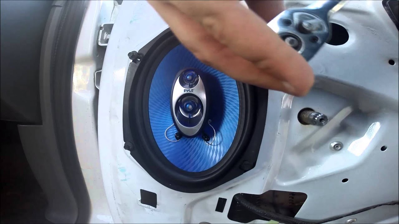 Ford Ranger Speaker Upgrade Youtube