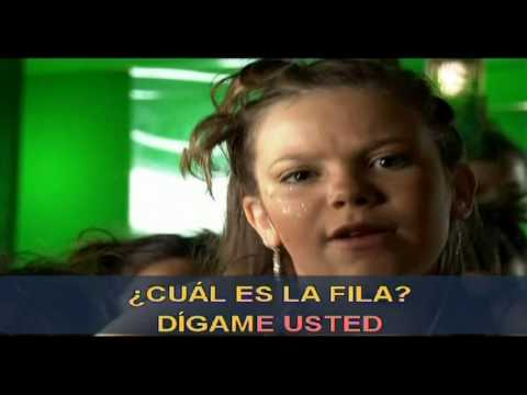 [HD]Maria Isabel - KARAOKE - Quién Da La Vez