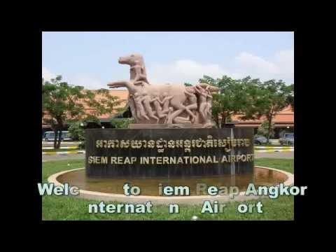 Siem Reap Airport - Cambodia Airport - Visit Cambodia - Cambodia Travel