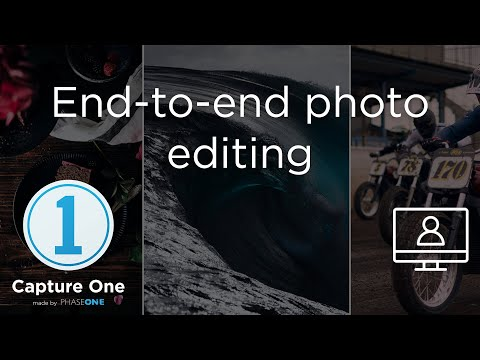 End-to-end Editing | Webinar | Capture One 12 thumbnail
