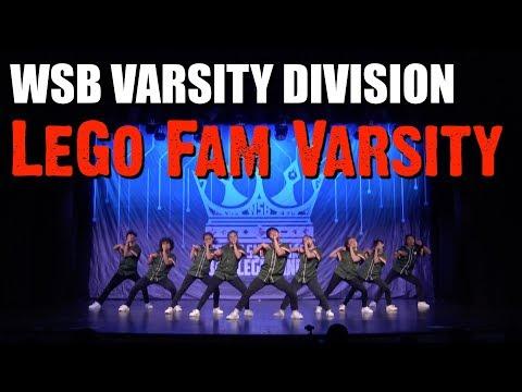 LeGo Fam Varsity (Philippines) | WSB Varsity Division | Gold Medallist #WSB2k17