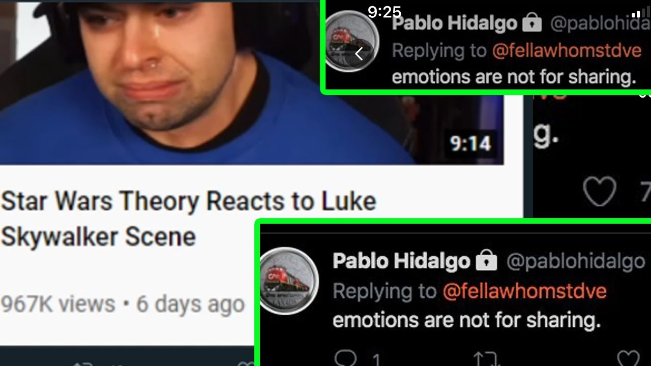Who is Pablo Hidalgo? Lucasfilm's 'Yoda' gets canceled for bullying ...