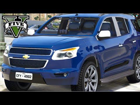 Gta V Chevrolet Trailblazer Youtube