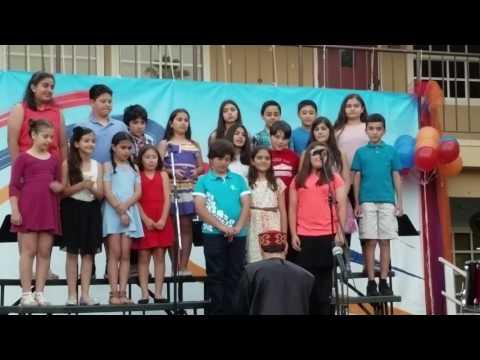 Anush hayrenik - Sahag Mesrob Armenian Christian School