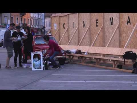 In\Visible Cities - urban multimedia festival, Gorizia 6 - 29 maggio 2016