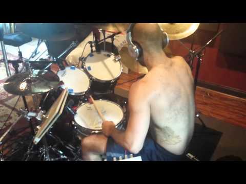 MARUTA - 'Remain Dystopian'' In-Studio Drum Cam