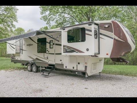 2016 heartland bighorn 3750fl front living room 5th wheel - 2016 luxury front living room 5th wheel ...