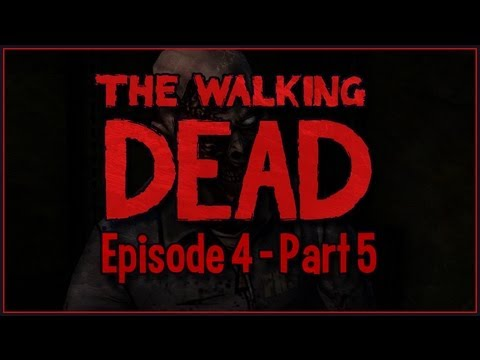 The Walking Dead | Episode 4 / Part 5 | Flying Without Wings.
