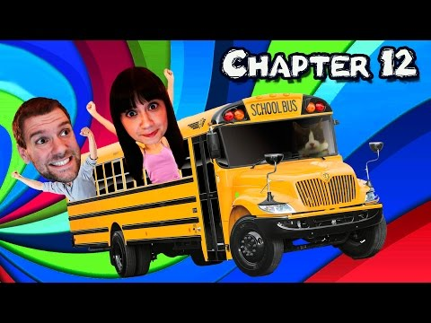 The Evil Within -- Chapter 12: EVIL SCHOOL BUS RIDE