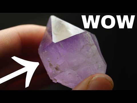 TREASURE FOUND MINING HUGE AMETHYST CRYSTALS! REAL GEM HUNTI