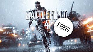 Battlefield 4 is Free! (with Amazon Prime)