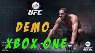 UFC - DEMO XBOX ONE