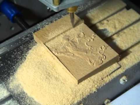 Diy CNC engraving machine PCB Milling Machine CNC Wood Carving Mini Engraving router PVC
