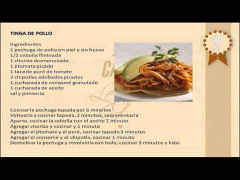 Image Result For Receta De Cocina En Ingles