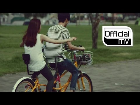 MV Jung In&Gary정인&개리  Bicycle자전거