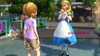 Kinect Disneyland Adventures Xbox 360 Playthrough Part 10
