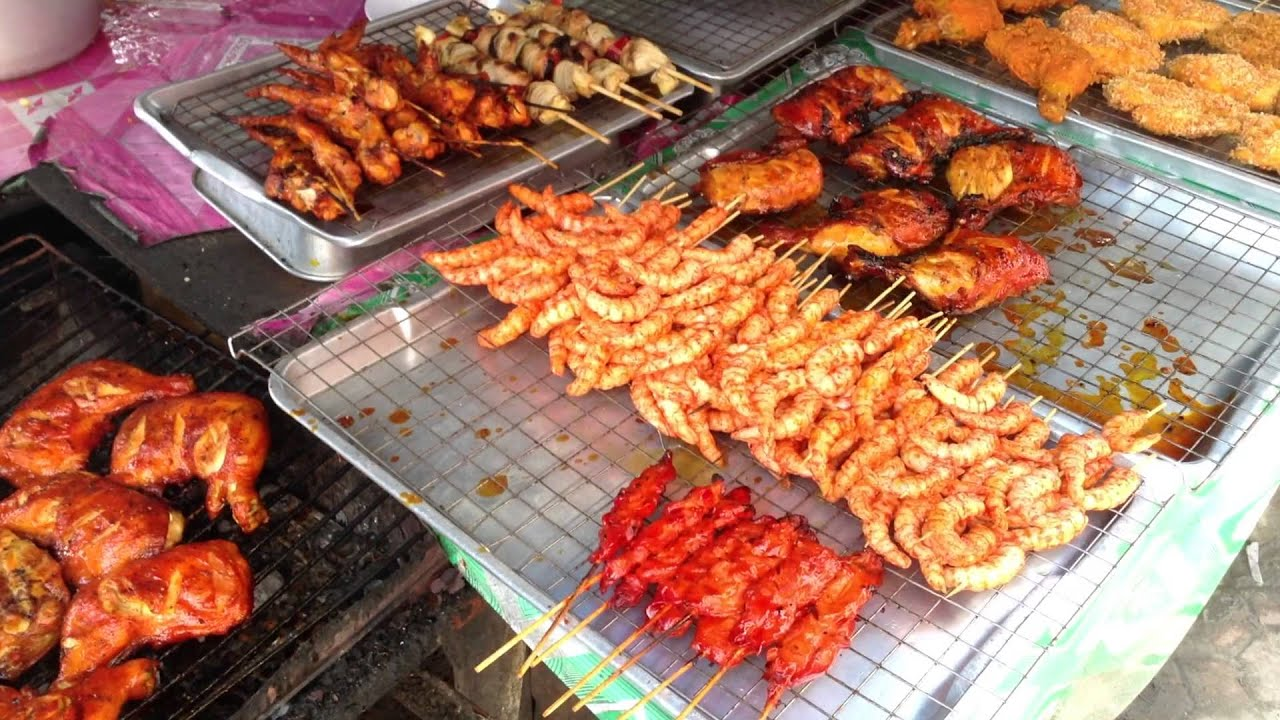 Phi Phi Island Best Food