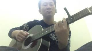 CON TIM TAN VỠ ( Phan Mạnh Quỳnh) - PHỤ ĐỀ HỢP ÂM CHUẨN - GUITAR COVER