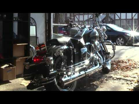 Vances Amp Hines Slip On Exhaust Pipes For Harley Davidso