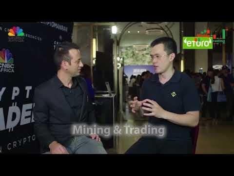 Интервью с президентом биржи Binance. История создания биржи Бинанс