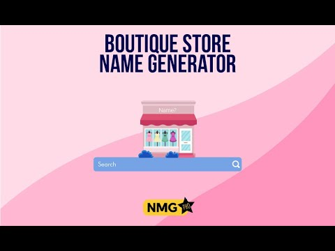 Best Boutique Name Ideas