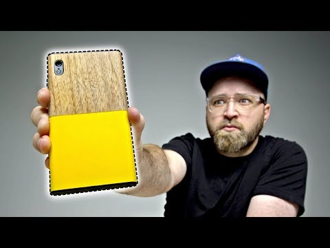 Thumbnail: The Customizable Android Phone You've Never Heard Of...