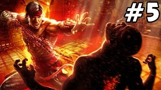 Let's Play Mortal Kombat 9 Story Mode Deutsch #05 - Liu Kang