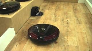 LG로봇청소기 시연