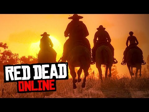 Red Dead Online | Free Roam, Game Modes And Other Outlaw Stuff