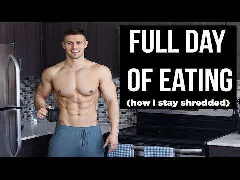 Daily Routine | FULL DAY OF EATING