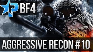 """BF4 """"God If You're Listening..."""" (Battlefield 4 JNG90Multiplayer Gameplay Aggressive Recon #10)"""