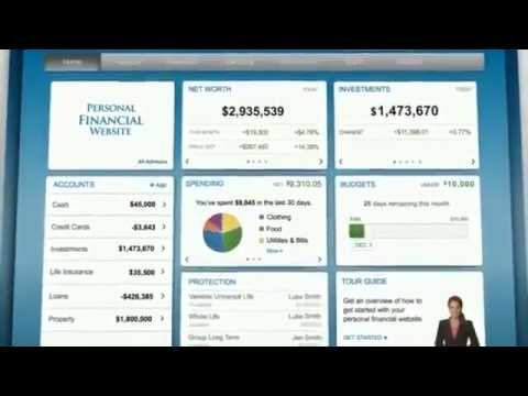 Organizing Family Wealth - EWM Client Wealth Portal Video