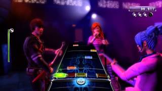 Rock Band 3: Carry On My Wayward Son (Expert 5 stars 97%)
