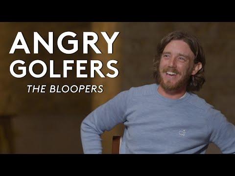 Angry Golfers | Blooper Reel