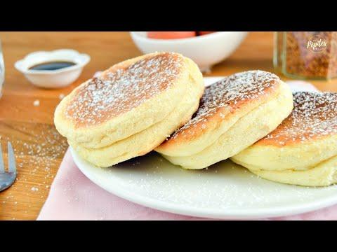 recette-pancakes-soufflÉs-|-fluffy-pancakes