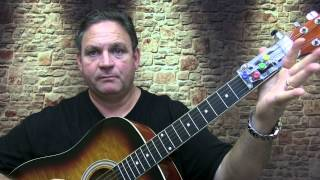 """INSTANTLY Learn To Play """"Sweet Home Alabama"""" Part 2 with Chordbuddy Mp3"""